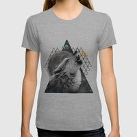 XXI Womens Fitted Tee Athletic Grey SMALL