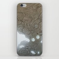 Pearlescent iPhone & iPod Skin