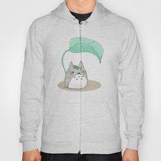Floral Totoro Hoody