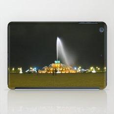 Fountain #1 iPad Case