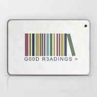 Good Readings Are Pricel… Laptop & iPad Skin