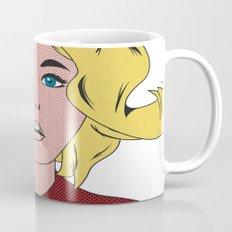 Surprised Girl Mug