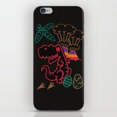 Dinosaur iPhone & iPod Skin