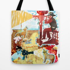 I HEART DESERT FILM Tote Bag