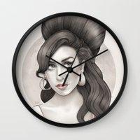 Wino Wall Clock