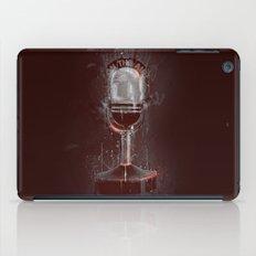 DARK MICROPHONE iPad Case