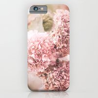 iPhone & iPod Case featuring dusty pink by Hello Twiggs