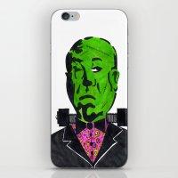 Hitchenstein iPhone & iPod Skin