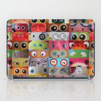 Eyes Eyes Eyes  iPad Case