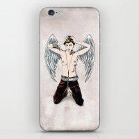 Sweet Surrender iPhone & iPod Skin