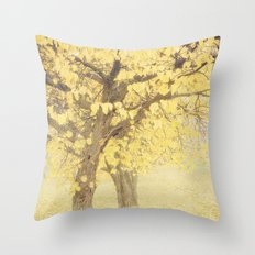 Sunnyside Throw Pillow