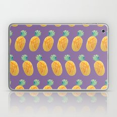 Pineapple Watercolor Laptop & iPad Skin