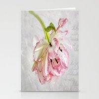 Vintage Tulip Stationery Cards