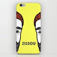 Zissou #2 iPhone & iPod Skin