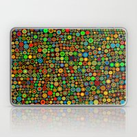 Colorful Dots Laptop & iPad Skin