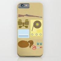 moonrise kingdom iPhone & iPod Cases featuring Moonrise Kingdom by winnie