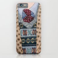 Pattern Dapperness iPhone 6 Slim Case