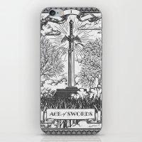 Legend Of Zelda Master S… iPhone & iPod Skin