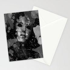 white widow Stationery Cards