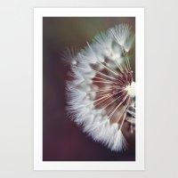 Dreamers And Wishers Art Print