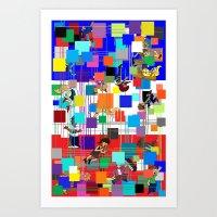 Viva La France Equinox E… Art Print