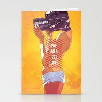 Paparazzi Love Stationery Cards