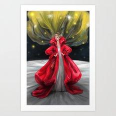 Faerie Queen Art Print