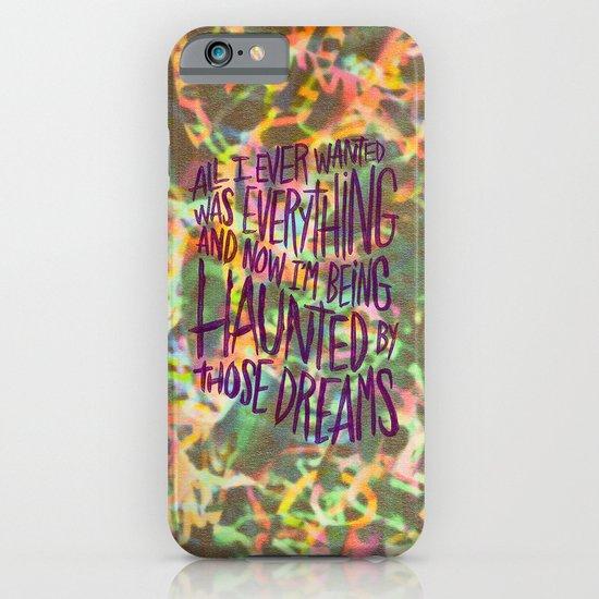 KING TUFF iPhone & iPod Case