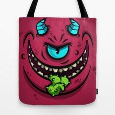 HORN MONSTER Tote Bag