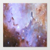 Westerlund 2 Canvas Print