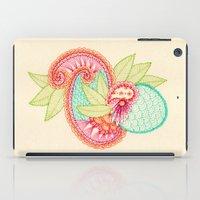 Arabesque #1 iPad Case