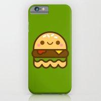 hamBOOger Jr iPhone 6 Slim Case