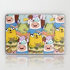 Adventure Time Laptop & iPad Skin