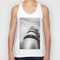 Lloyds Building Unisex Tank Top