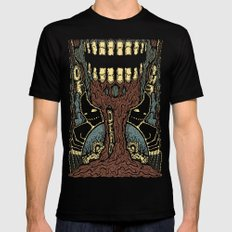 Of The Dead Mens Fitted Tee Black SMALL
