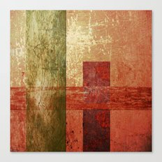 Converge, Abstract Art, … Canvas Print