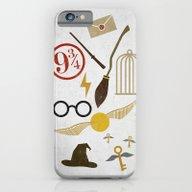 iPhone & iPod Case featuring Minimalist Potter by Luis Urrutia
