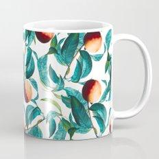 Fruit and Leaf Pattern Mug