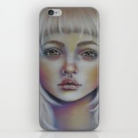 These Vibrant Scars  iPhone & iPod Skin