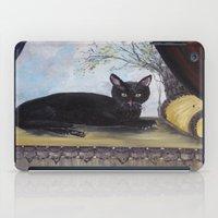 Pepper Cat iPad Case