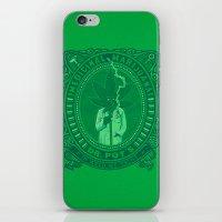 Medicinal Marijuana iPhone & iPod Skin