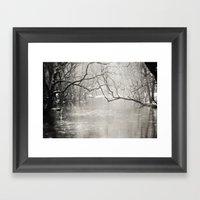 French Creek Framed Art Print