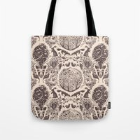Forest Pattern Tote Bag