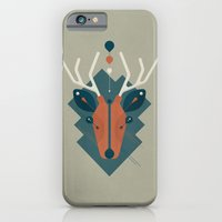 iPhone & iPod Case featuring Stag by Tracie Andrews