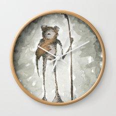 Wicket W. Warwick Wall Clock