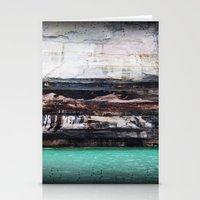 Beauty of the rocks Stationery Cards