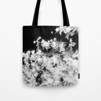 Of A Snowflake Tote Bag