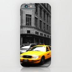 Taxi iPhone 6 Slim Case
