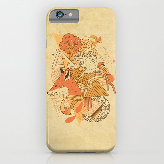 Nature's Embrace iPhone & iPod Case