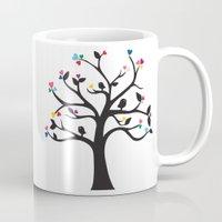 Love Blossoms Mug